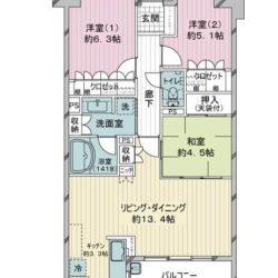 間取り| 宮崎市西池小校区で不動産買取、不動産売買仲介のことならエムズクリエイト株式会社