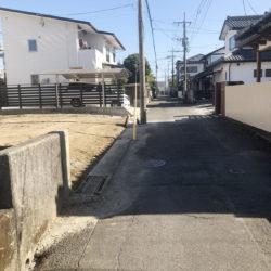 前面道路|宮崎市西池小校区で不動産買取、不動産売買仲介のことならエムズクリエイト株式会社