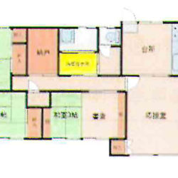 間取|宮崎市西池小校区で不動産買取、不動産売買仲介のことならエムズクリエイト株式会社